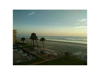 New Smyrna Beach Condo For Sale: 4155 S Atlantic Avenue #317