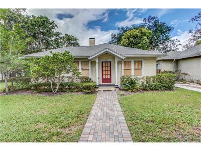 Sanford Single Family Home For Sale: 1112 S Oak Avenue