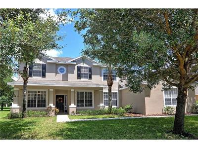 Apopka Single Family Home For Sale: 2352 Home Again Road