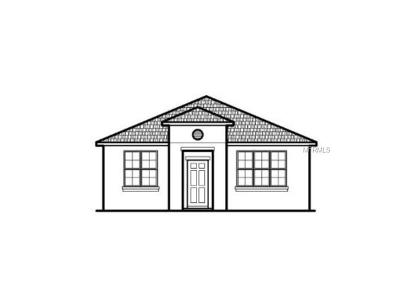 Single Family Home For Sale: 2280 Aloe Alley