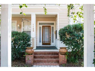 Orlando Single Family Home For Sale: 1125 Delaney Avenue
