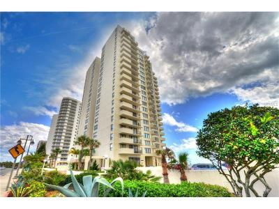 Seminole County, Volusia County Condo For Sale: 2947 S Atlantic Avenue #1906