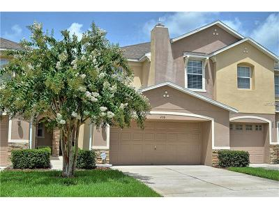 Winter Garden Townhouse For Sale: 206 Winter Nellis Circle