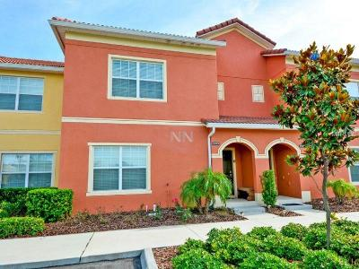 Kissimmee Townhouse For Sale: 8919 Candy Palm Road