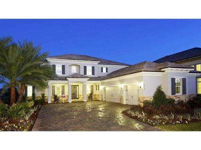 Winter Garden FL Single Family Home For Sale: $620,000