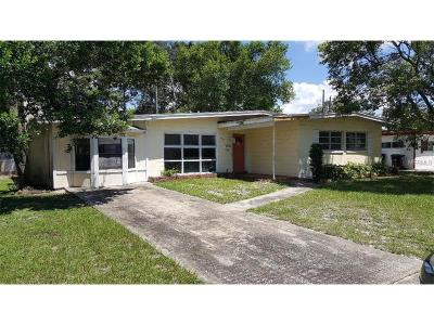 Orlando Single Family Home For Sale: 3323 Danny Boy Circle