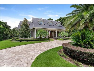 Winter Park Single Family Home For Sale: 1731 Via Genoa