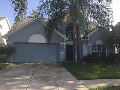 Lake Mary Single Family Home For Sale: 840 W Charing Cross Circle