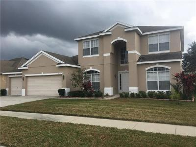 Oviedo Single Family Home For Sale: 7263 Winding Lake Circle