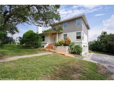 Daytona Beach Single Family Home For Sale: 2212 S Peninsula Drive