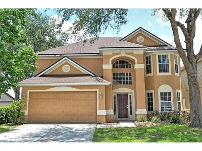 Lake Mary Single Family Home For Sale: 1891 Valley Wood Way