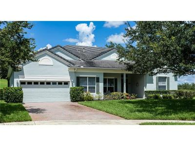 Clermont Single Family Home For Sale: 2491 Squaw Creek