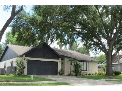 Lake Mary Single Family Home For Sale: 1432 Oberlin Terrace