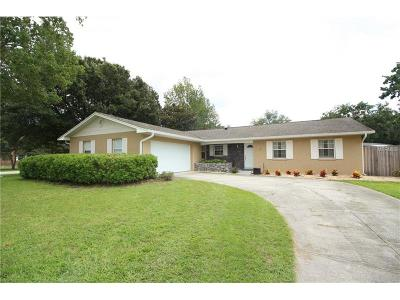 Winter Springs Single Family Home For Sale: 1097 Chokecherry Drive
