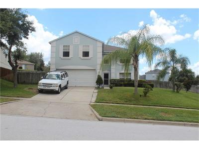 Clermont Single Family Home For Sale: 1909 Knollcrest Drive