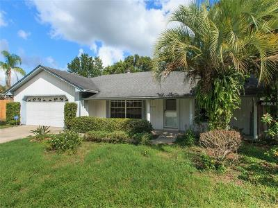 Winter park Single Family Home For Sale: 4210 Beau James Court