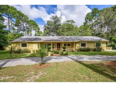 Single Family Home For Sale: 530 Lake Bingham Road