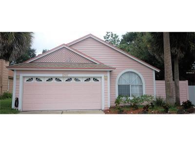 Apopka Single Family Home For Sale: 2967 Burlington Drive