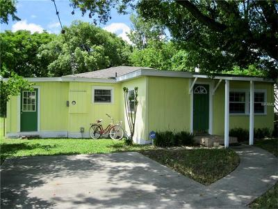 Winter Park Single Family Home For Sale: 2310 Oglesby Avenue