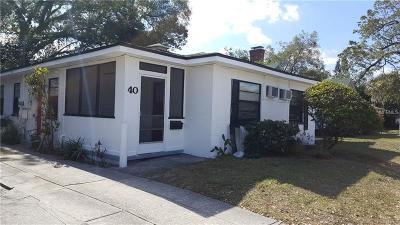 Orange County, Osceola County, Seminole County Multi Family Home For Sale: 38 E Princeton Street