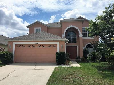 Orlando Single Family Home For Sale: 10030 Rivers Trail Drive