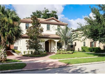 Winter park Single Family Home For Sale: 810 Hamilton Place Court