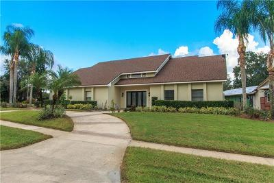 Orlando FL Single Family Home For Sale: $809,900