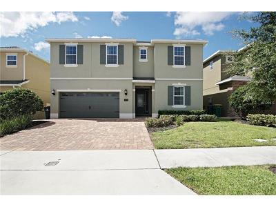 Kissimmee Single Family Home For Sale: 761 Lasso Drive