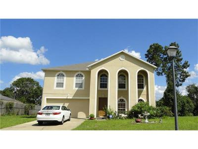 Deltona Single Family Home For Sale: 1756 Morven Court