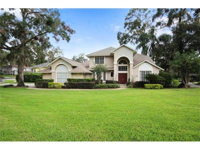 Altamonte Springs Single Family Home For Sale: 676 Oak Hollow Way