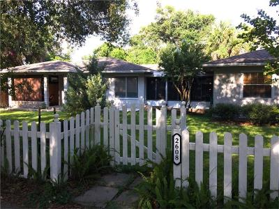 Winter Park Single Family Home For Sale: 2608 E Winter Park Road