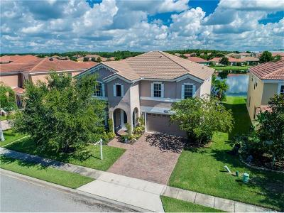 Kissimmee Single Family Home For Sale: 3845 Shoreview Drive