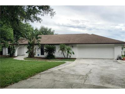 Orlando Single Family Home For Sale: 5531 Turkey Lake Road