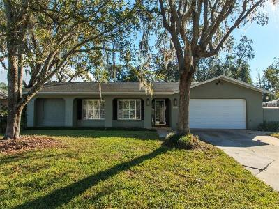 Winter Park Single Family Home For Sale: 4061 Tenita Drive #1