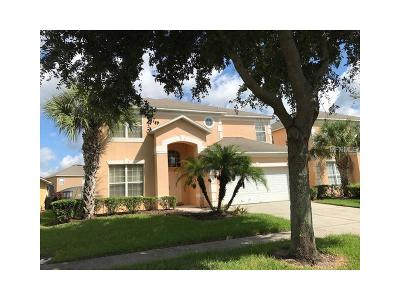 Kissimmee Single Family Home For Sale: 8503 Sunrise Key Drive
