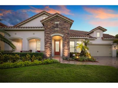 Casa Del Lago, Casa Del Lago Rep Single Family Home For Sale: 7231 Sangalla Drive
