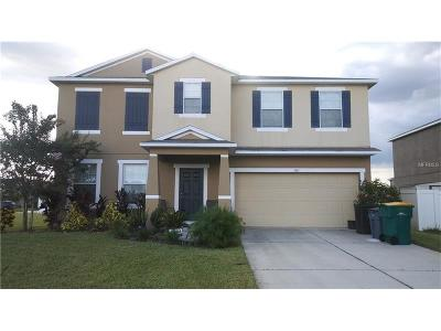 Kissimmee Single Family Home For Sale: 1815 Monte Cristo Lane