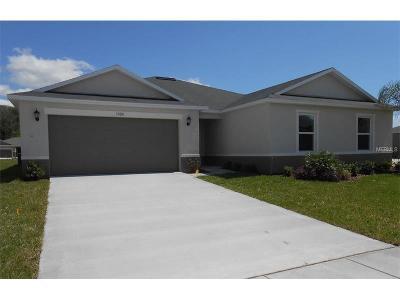 Kissimmee Single Family Home For Sale: 1520 Angler Avenue