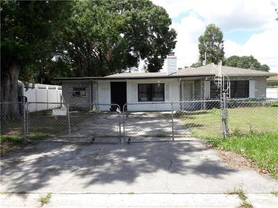 Tampa Single Family Home For Sale: 3315 W Ellicott Street
