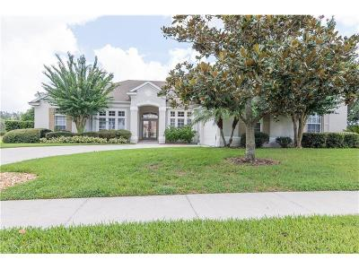 Lake Mary Single Family Home For Sale: 701 Red Wing Drive