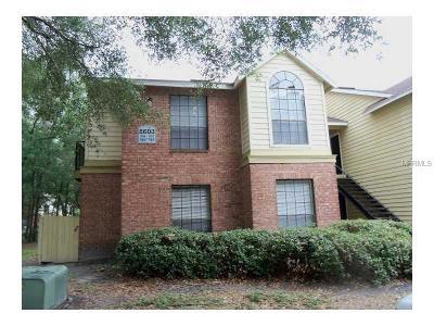 Tampa Condo For Sale: 8603 Fancy Finch Drive #104