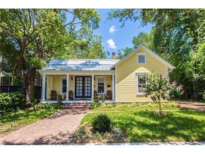 Orlando Single Family Home For Sale: 907 E Washington Street