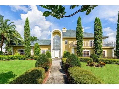 Orlando Single Family Home For Sale: 9100 Bay Hill Boulevard