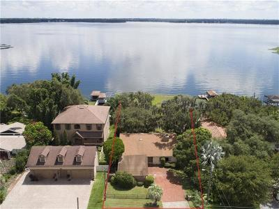 Windermere, Windemere Single Family Home For Sale: 5347 W Lake Butler Road