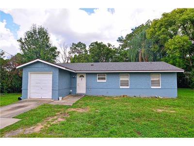 orlando Single Family Home For Sale: 8511 Albemarle Road