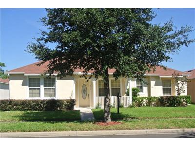 Orlando Single Family Home For Sale: 2319 Wild Tamarind Boulevard