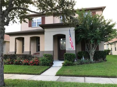 Orlando Single Family Home For Sale: 14832 Royal Poinciana Drive