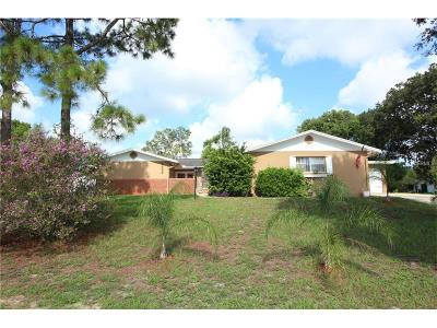 Deltona Single Family Home For Sale: 1496 Edison Terrace