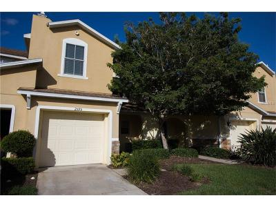 Kissimmee Townhouse For Sale: 2595 Aventurine Street