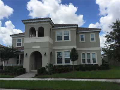 Winter Garden Single Family Home For Sale: 7930 Summerlake Pointe Boulevard